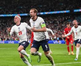 Сборная Англии прошла в финал Евро-2020: страна ждала этого события 55 лет