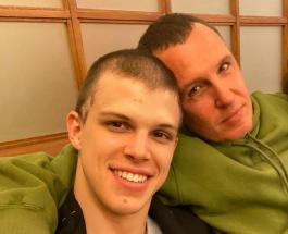 Сын Игоря Верника - выпускник: фото взрослого Григория, которым очень гордится отец