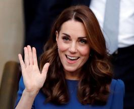 Новый выход Кейт Миддлтон и принца Уильяма: Кембриджи посетили Уимблдон