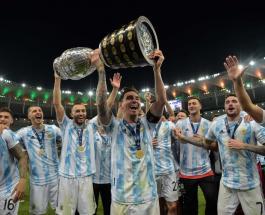 Кубок Америки по футболу 2021: сборная Аргентины одержала победу над Бразилией