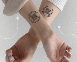 Татуировка с QR-кодом - новый необычный пропуск в рестораны Москвы