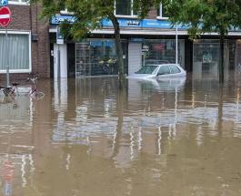 Наводнение в Германии стало причиной гибели десятков человек