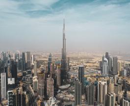 Искусственный дождь пролился над пустыней в ОАЭ из-за жары выше 50 градусов