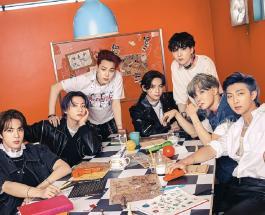 """Новый рекорд BTS: альбом """"Butter"""" стал самым продаваемым сборником группы"""