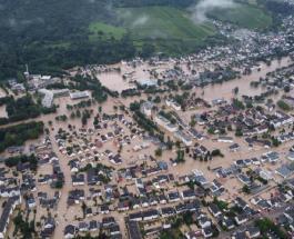 Число жертв наводнений в Западной Европе превысило 150 человек