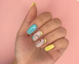 Красочный летний маникюр: яркие идеи дизайна ногтей на каждый день