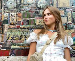 Анна Кошмал в Грузии: актриса поделилась яркими фото зарубежной поездки