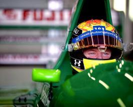 Мик Шумахер сел за руль болида, на котором его отец дебютировал на Формуле-1
