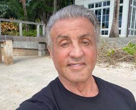 Сильвестр Сталлоне – счастливый отец: актер поделился новым фото с тремя дочерьми