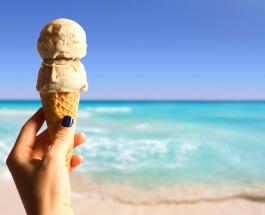 Можно ли есть мороженое, когда болит горло - мнение эксперта