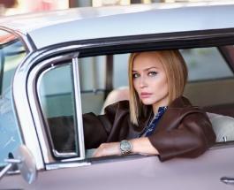 Юлия Пересильд в скафандре: актриса поделилась новыми фото подготовки к полету на МКС