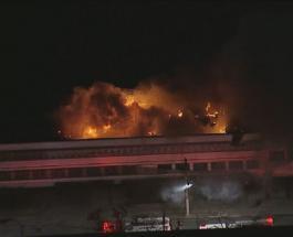 Пожар на складе киностудии в Бразилии уничтожил оригиналы записей 2000 фильмов
