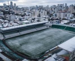 Погодные аномалии в Бразилии: впервые за много лет страну засыпало снегом