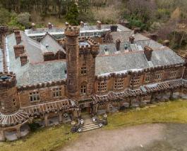 Любимый замок принца Чарльза в Шотландии выставлен на продажу за 1,3 доллара