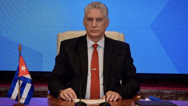 Президент кубы