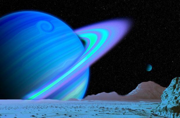 изображение планеты Сатурн