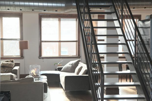 стильная и светлая квартира