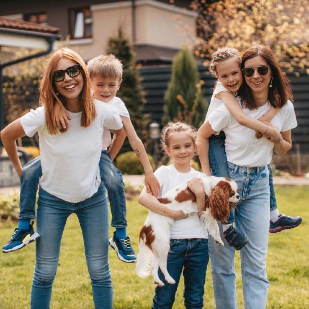 Семья Подольских