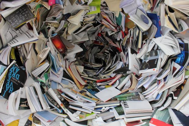 круговорот подержанных книг