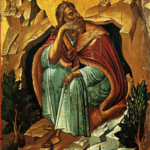 икона святого пророка Илии