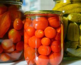 Маринованные помидоры на зиму: как приготовить аппетитную домашнюю закуску