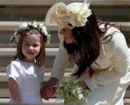 Новое фото принцессы Шарлотты с бабочкой в руках очаровало пользователей сети