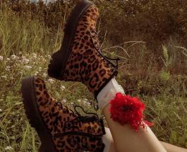 Тренды осени 2021: в моду возвращается леопардовый принт