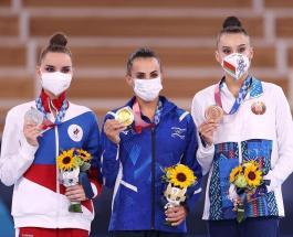 Алина Кабаева высказалась о результатах финала Олимпиады по художественной гимнастике