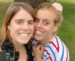 Редкие фото из семейного архива в день рождения сестры опубликовала принцесса Евгения