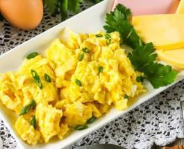 Яичница-болтунья — вкусный завтрак для всей семьи: рецепт и кулинарные советы