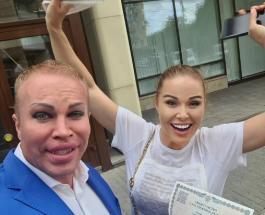 """Саша и Мася Шпак записали """"историческое видео"""" и сообщили об официальном разводе"""