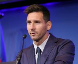 Миллион долларов за салфетку со слезами Месси: личную вещь спортсмена продают в сети