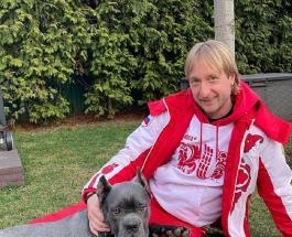 Еще один фигурист растет: Арсений Плющенко впервые побывал на тренировке отца