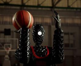 Робот-баскетболист от Toyota покорил болельщиков своим спортивным мастерством