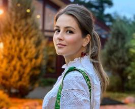 Анна Михайловская с сыном: актриса поделилась яркими фото с прогулки