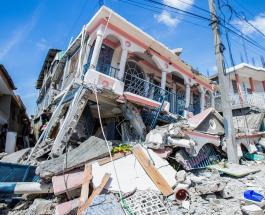Число погибших в результате землетрясения на Гаити продолжает расти