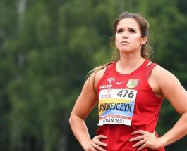 Польская спортсменка Мария Андрейчик продала Олимпийскую медаль ради спасения жизни ребенка