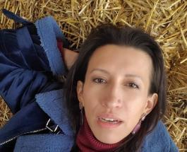 Елена Борщева показала, как выглядела в возрасте 16-17 лет