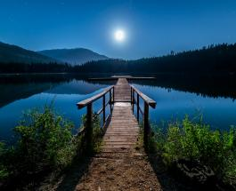 Голубая Луна 22 августа: в чем особенность последнего летнего Полнолуния 2021 года