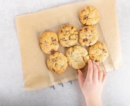 Печенье с яблоками и корицей: как приготовить вкусное домашнее лакомство