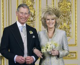 Одну из комнат в доме принца Чарльза и Камиллы показал Кларенс Хаус