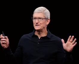 Генеральный директор Apple Тим Кук стал богаче на 750 млн долларов