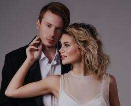 Никита Пресняков и Алена Краснова - красивая пара: атмосферные фото супругов