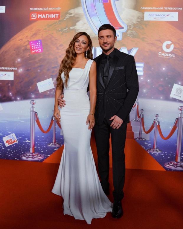 Ани Лорак и Сергей Лазарев