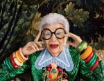 100-летняя Айрис Апфель представила новую коллекцию в честь юбилея: фото