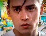 Молодой американский актер Джонни Депп снялся в фильме
