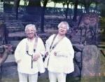 107-летние сестры из Японии признаны самыми старыми близнецами в мире