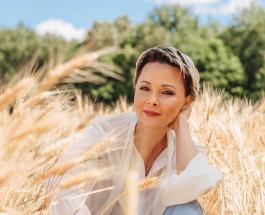 Дарья Повереннова – школьница: актриса поделилась архивным фото и воспоминаниями