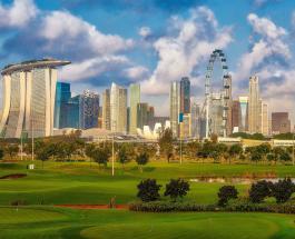 Робот следит за общественным порядком в центре Сингапура: детали проекта