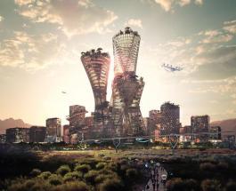 Американский бизнесмен Марк Лор хочет с нуля построить город за 400 млрд долларов